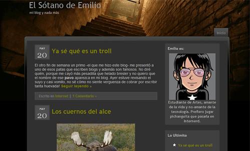 Blog El Sotano de Emilio