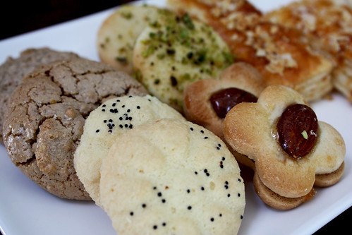 Persian Pastries