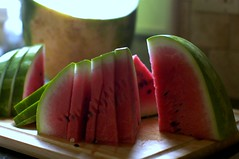 seedy watermelon