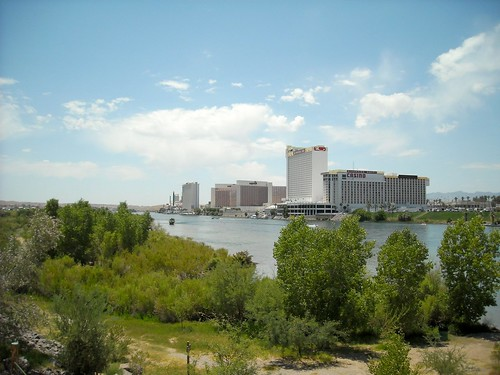 Laughlin as seen from SR163 by jdnx, on Flickr