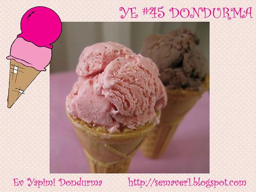 Ev Yapimi Dondurma - Semaver
