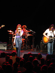 Jenny Lewis at the Roseland (Awkward Boy Hero) Tags: rock oregon portland northwest roseland jennylewis johnathanrice acidtongue awkwardboyhero