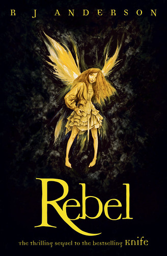 REBEL Cover Front