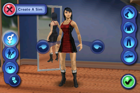 News Simprogram S Review Of The Sims 3 Iphone