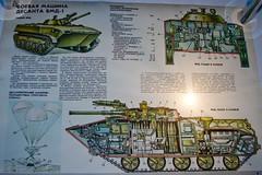CC089 Soviet BMD-1 Poster (listentoreason) Tags: military favorites armor afv icv armouredvehicle score25 bmp1 groundforces ifv infantryfightingvehicle armouredfightingvehicle micv infantrycombatvehicle boyevayamashinapekhoty mechanizedinfantrycombatvehicle