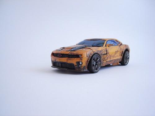 ROTF Bumblebee Car Mode