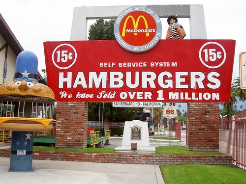 McDonald's History Tour