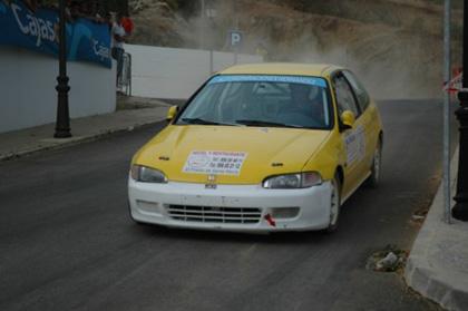 I Slalom de Algar 2009 (Resultados)