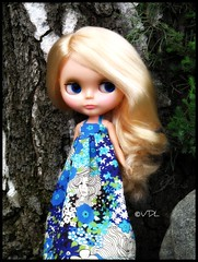 Paris in Jewels Blueberry