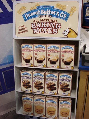 PB & co new baking mixes