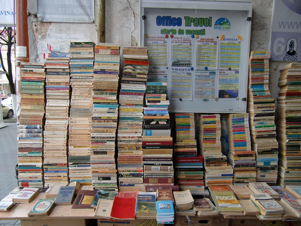 Libros de Segunda mano en Madrid