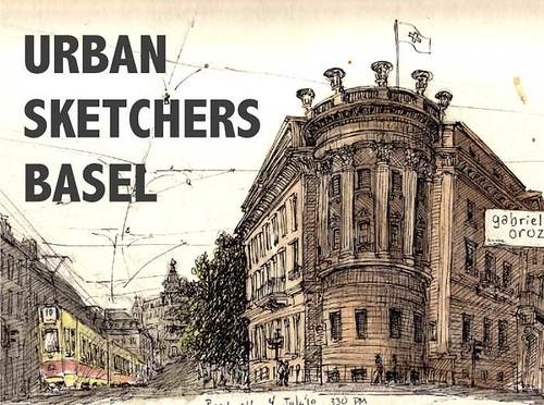 http://basel.urbansketchers.org/