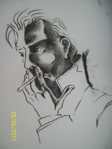 Untitled (John Constantine, from DC Comics' John Constantine: Hellblazer)