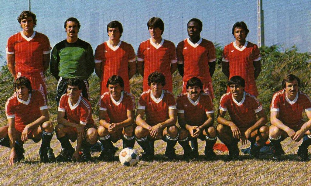 Brest 1981-82