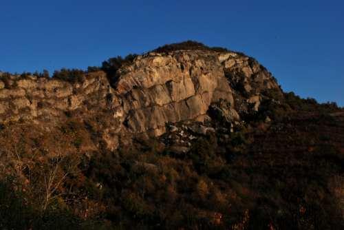 La Riva di San Biagio presso Tossignano, foto di Massimiliano Costa