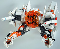 pship01 (madLEGOman) Tags: classic jack fighter ship lego space artificial intelligence portal mad ai mecha moc drone mckeen foitsop madlegoman