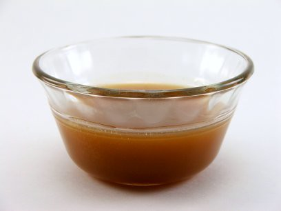 Butterscotch Whiskey Sauce