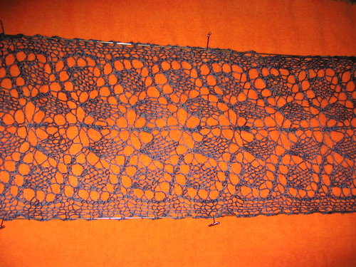 blocking detail - the pattern really pops out