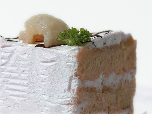 Lychee Martini Cake II