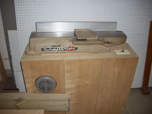 Craftsman 40 Jointer