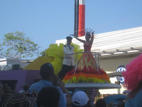Queen of Carnaval