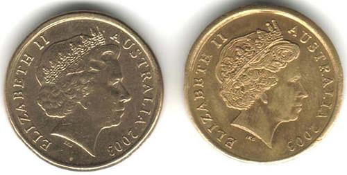 2003 Australian Two Dollar