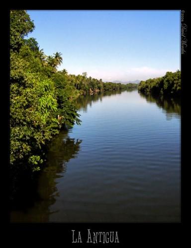 Río La Antigua