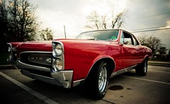 Rowe Family GTO (userofreality) Tags: red car nikon muscle 09 hotrod pontiac gto 28 bhavin 1424