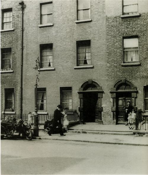 הבית ברחוב אקלס 7 דבלין -