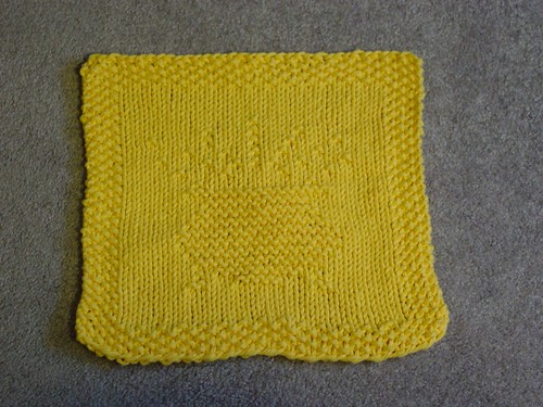 Pot O' Gold Dishcloth