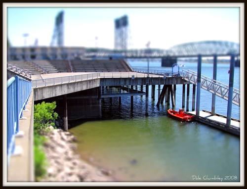 Columbia Waterfront Amphitheater