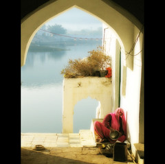 Not anywhere else (Nick Kenrick.) Tags: travel asia princess religion kings ganesh indie shiva pushkar hindu gypsy breathtaking hindi rajasthan brahma nationalgeographic maharajah travelphotography breathtakinggoldaward zedzap breathtakinghalloffame