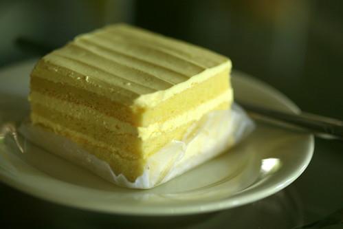 Waterfront Insular durian cake