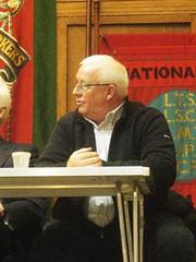 Alain Simon (bellefox rendezvous) Tags: london num conwayhall minersstrike arthurscargill 1232009 alainsimon