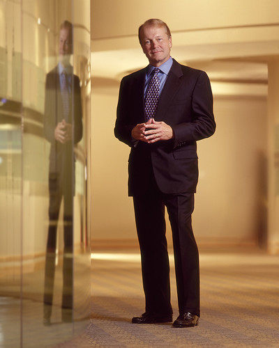 John Chambers, Chairman and CEO of Cisco (Image © Cisco)