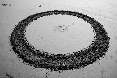 Rake circle