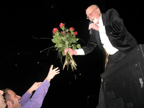 Flowers for Roger Whittaker