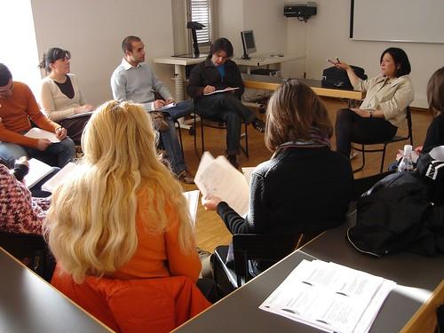 discussion, conversation