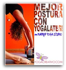 YOGA Y PILATES (YOGALATES) MADRID
