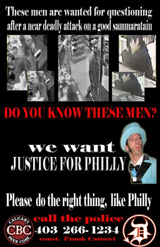 justice for Philly by Katie / can you id these men?