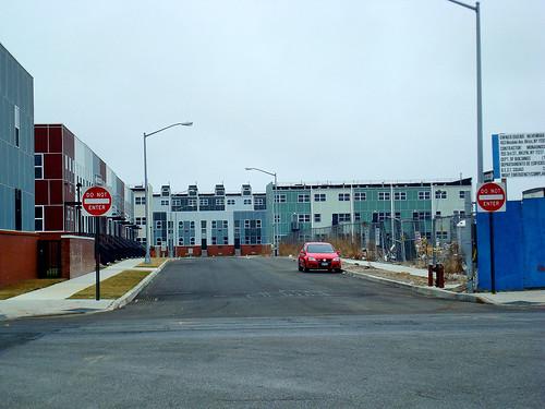 Dub Housing - Do Not Enter