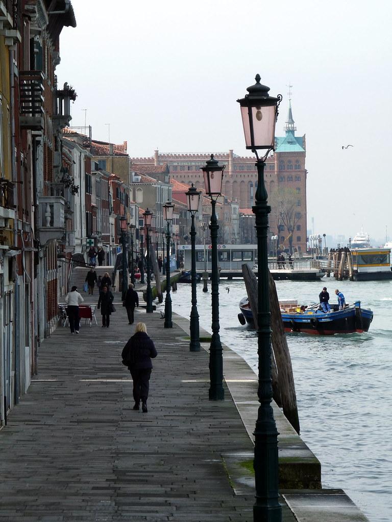 Giuddecca life [Venice]