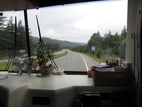 Drive to WA - Day 2-4