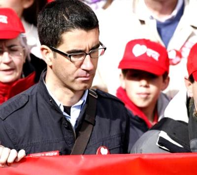 Joaquín Manuel Montero, 2º Teniente de Alcalde y concejal del PSOE en Paradas (Sevilla)