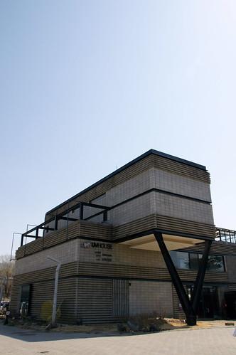 Heyri Art Valley ヘイリ芸術村 建物の写真