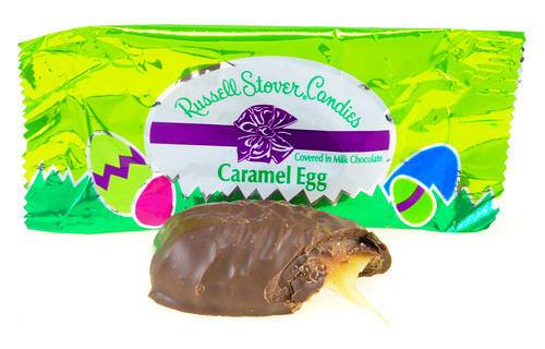 Russell Stover Caramel Egg