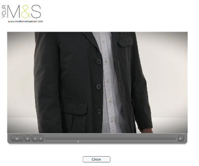M&S product videos