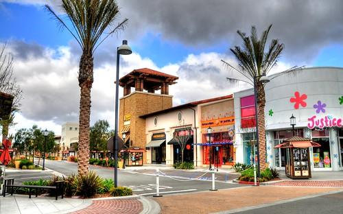 El Centro comercial de Otay Ranch Town Center
