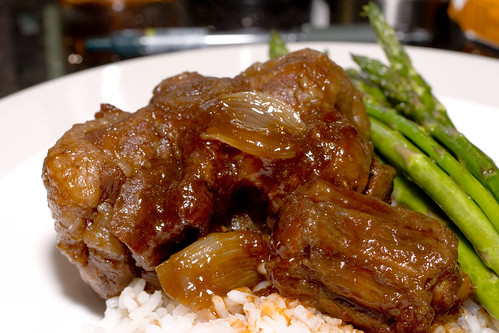 Oxtail with Chinese Tomato Sauce 3