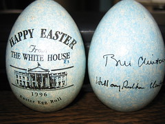 White House Easter Eggs